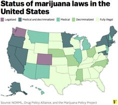 stats of marijuana laws in the US