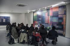 Seçil Erel & Fırat Arapoğlu 25 Şubat 2014 Salı saat:18:30 Galeri Zibermanda buluştular. #artfulliving #sergi #exhibition #contemporaryart #secilerel #firatarapoglu #galeriziberman