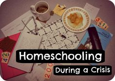 Homeschooling During a Crisis by Bess Wuertz of Grace and Green Pastures Montessori, Homeschool Blogs, Home Schooling, Kids Education, Mom Blogs, Kids House, Confessions, New Baby Products, Parenting