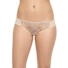 f397eb70fbeb Buy Wacoal Seduction Lace Briefs Online at johnlewis.com Wacoal