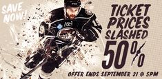 Hershey Bears Ticket Prices Slashed 50% American Hockey League, Hershey Bears, Game Tickets