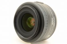 Nikon Lens AF-S DX 35mm f1.8 G Excellent Japan Import F/S Gift Tokyo N/R #18866