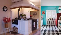 21 Fantastic Ideas To Add Vintage Touch To Your Kitchen