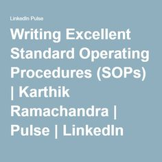 Free Hr Standard Operating Procedure Examples Templates  Tools
