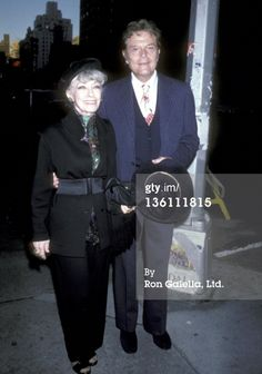 Jack Lord Wife Marie | News Photo: Actor Jack Lord and wife Marie Denarde  - classy couple