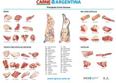 "Asado Argentino (Argentinian BBQ): I am going to show how to make a real ""Asado"" like the ones we do here in Argentina (sorry for my english please :) Charcuterie, Argentinian Bbq, Argentinian Recipes, Meat Art, Argentina Food, Healthy Breakfast For Weight Loss, Restaurant Menu Design, Fire Cooking, Cooking Tips"