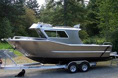 Aluminium Boats For Sale, Aluminum Boat, Power Catamaran, Sport Fishing Boats, Jet Boat, Boat Stuff, Engineering, Construction, Deep