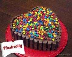 Pinstrosity: Gimme a Break Kit Kat #Cake