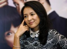 """BEIJING (AP) — Chinese actress Zhang Ziyi who gained international fame for her role in """"Crouching Tiger, Hidden Dragon"""" has accepted a marriage proposal delivered by drone."""