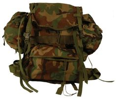 84 best us army images on pinterest us army us military and 10th molle ii ruck sack woodland camo w frame specialty defense systems fandeluxe Image collections