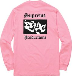 Supreme Productions Long Sleeve Tee (U.S AUTO CHECKOUT) Now Available. Purchase: http://www.anothernikebot.com/?ap_id=lindaclothing