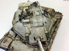 MMZ - 1/35 IDF magach 6b gal batash