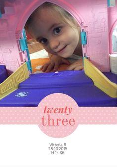 The sweet world of iAiA : 23 mesi, siamo vicini alla seconda candelina!