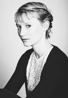 Mia Wasikowska at Sundance 2013
