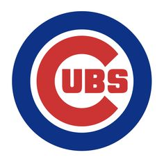 Chicago Cubs logo transparent