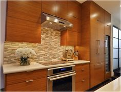 Like these cabinets, too.  We tend to like the horizontal grain over the vertical.  Crystal Cabinets has dealers in Bend (Kitchens etc. and Standard Paint & Flooring).  Are you familiar with this manufacturer?