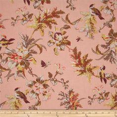October Skies Birdsong Peach