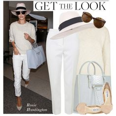 Celebrity Style: Rosie Huntington by monmondefou on Polyvore featuring polyvore fashion style Topshop Steve Madden Balenciaga Miss Selfridge celebrity CelebrityLook CelebrityStyle rosiehuntington