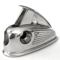 1stdibs | Rare Petite Streamline 1930's Art Deco Cigar Cutter