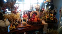 Mary Murray's Flowers showroom #holiday #tulsa
