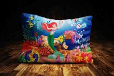Little Mermaid Princes Ariel Print On Home Decor Cover Pillow Case Cushion 16x24 #Unbranded #Modern #Home&Living #Home #Living #Chusion #Case #Pillow #Decor #Home_Decor #Bedroom #Bed #Living #Livingroom #Fashion #Trend #gift #Present #Pillow_case #Cushion_case #New #Hot #Cheap #Rare #Limited_Edition #Limited #Edition #Print_On #Print #Custom #Design #Custom_Design #2017 #Best #Selling #Best_Selling #Disney #Kid #The #Little #Mermaid #Cartoon #Animation #Movie #Princess #Gift #Birthday #Ariel