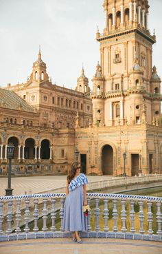 Plaza de España, Seville – The Londoner