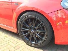 Carbon Fiat velgen :)