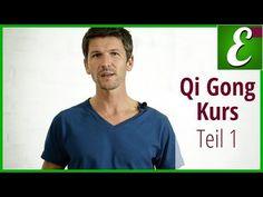 Qi Gong Übungen für Anfänger: Qigong Kurs Teil 1 - YouTube