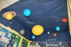 marcapáginas planetas manualidades - Buscar con Google
