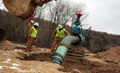 As contradições do fracking ou fraturamento hidráulico