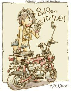 埋め込み画像 Character Concept, Concept Art, Character Design, Manga, Kids Cartoon Characters, Gfx Design, Comic Art Girls, Motorcycle Art, Car Drawings