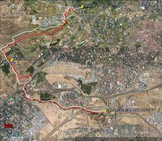 rutas en bici Madrid- Casa de Campo http://amorporladecoracion.blogspot.com.es/2014/04/rutas-en-bici-madrid-parque-lineal-de_8.html