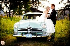 @andrea costrino- my dad has a 1950's cadillac if we want to do something like this
