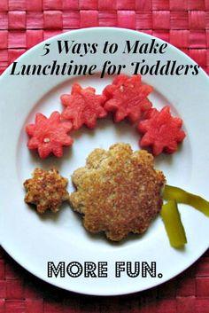 Ways to make lunchti