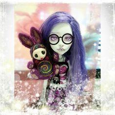 #monsterhigh #monster_high #doll #spectra