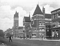 George Green's School,1927 East India Dock Road Always wanted to go there but was not clever enought. could only get into Stepney green and after a few months i moved to Essex so didn't get to go there for long then they moved it to the isle of dogs Millwall By then we moved back to poplar and i then went to Saint Saviour Church of England School.