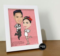 Bingung kasih kado ulang tahun ? Pernikahan ? Wisuda ? Atau momen penting temen kamu lainnya ?  Yuk coba kartunvektor. Karikatur kami kerjakan dengan aplikasi coreldraw jadi tidak pecah dicetak dalam ukuran yang sangat besar. Gambar tidak terbatas resolusi  IDR 60k Info dan pemesanan 081215303307 Line: kartunvektor  #karikatur #kadoanniv #kado #kadounik #kadoultah  #kadopernikahan #kadowisuda #kadoanniversary #hadiahunik #hadiah #handmade #kadopacar #kadoulangtahun #kadowedding