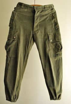encore Unisex Fashion, Fashion Wear, Denim Fashion, Battle Dress, Preppy Boys, Military Pants, Tactical Clothing, Mens Trousers Casual, Vintage Jacket