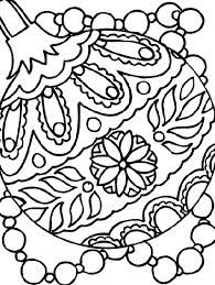 christmas ornaments decorations coloring page coloring 4 kids christmas pinterest christmas ornament ornament and decoration - Coloring Pages Christmas Ornaments