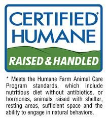 Image result for certified humane