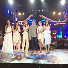 This is Kathryn Bernardo, Liza Soberano, Bea Alonzo, Piolo Pascual, Jodi Sta. Maria, and Kim Chiu smiling for the camera while doing their hosting stint during Star Magic Day and Star Magic 23rd Anniversary on ASAP 20 at ABS-CBN Studio 10 last July 27, 2015. Indeed, they're my favourite Kapamilyas, and they're amazing Star Magic talents. #PioloPascual #BeaAlonzo #LizaSoberano #AteHopie #KathrynBernardo #TeenQueen #KimChiu #ChinitaPrincess #ASAPStarMagicDay #StarMagic23… Magic Day, Star Magic, Child Actresses, Child Actors, Bea Alonzo, Half Filipino, Born Again Christian, Liza Soberano, Cocktail Outfit