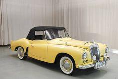 1957 Daimler Conquest Drophead