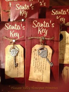 Santa's Magic KeyIf you don't have a by Pleasantvalleyprims, $7.00