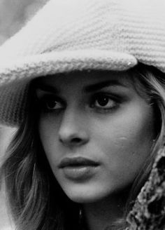 Natasha Kinski.  Perhaps the most beautiful woman ever.