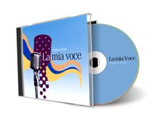 Virginio Puzo, la mia voce - Packaging CD-audio