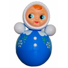 Tuimelaar blauwe pop groot - CQstijl.nl -