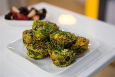 Metabolism boosting quiche muffins are perfect for quick grab-and-go breakfasts