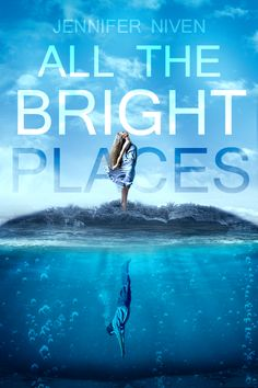 We've be awed by the talented fan art we've seen in GERM.  This lovely interpretation of the book cover of All The Bright Places, the novel that inspired GERM is one of our all time favorites.  Ksenia from the Ukraine, you are amazing!