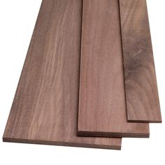 Walnut is easily worked with hand tools, leaving a silky smooth finish.