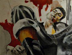By Claudia Barbu, original, art, fuego, pasion, fire, passion, arte, cultura, artgallery, gallery, mood, guy,brutalheart, badguy, sadeye, whitelie, guys, king, manart, lover red, claudiabarbu, claudiabarbuart, artfail, love, beautiful, artist, fall